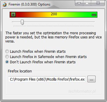 Opcje Firemin