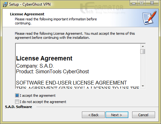Akceptacja licencji