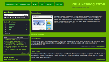 GreenLook PKSI