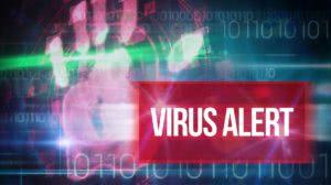 alert wirusowy
