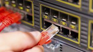 kabel sieciowy switch