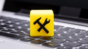 fix na klawiaturze laptopa