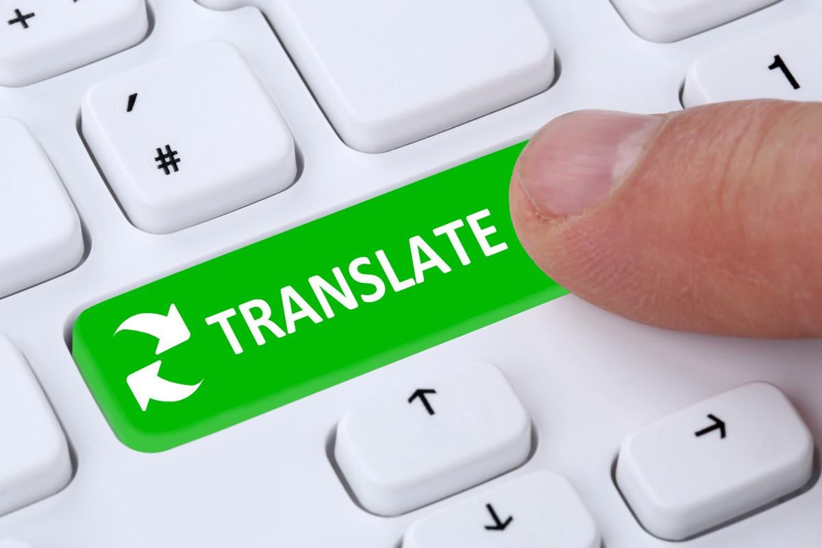 zielony napis tłumaczenie