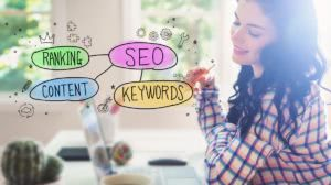ranking seo keywords