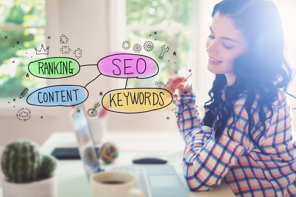 ranking seo keywords