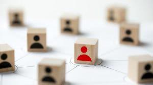 sieć linków i społecznościowa