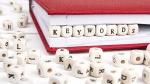 keywords book